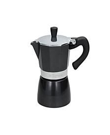 Coffee Star 6 Cup Gloss and Glam Coffee Maker