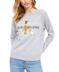 French Terry Logo Sweatshirt