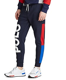 Men's Graphic Fleece Joggers