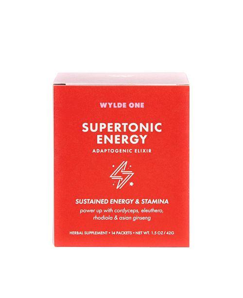 Wylde One Supertonic Energy Adaptogenic Elixir