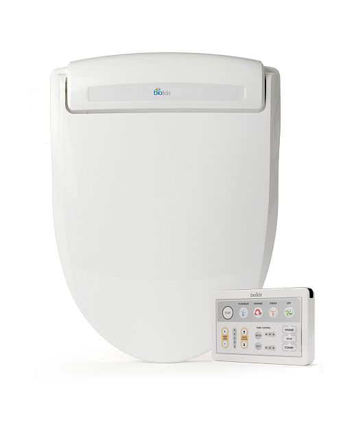 Bio Bidet Supreme Bb 1000 Electric Smart Bidet Seat For Round Toilet Reviews Bathroom Accessories Bed Bath Macy S
