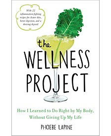 The Wellness Project By Phoebe Lapine Book