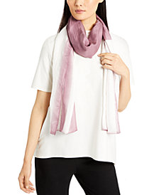 Eileen Fisher Silk Color Wash Wrap