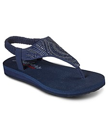 Women's Cali Meditation New Moon Athletic Sandals from Finish Line
