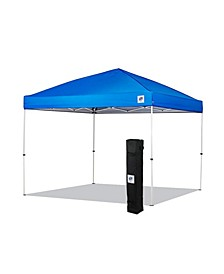 Envoy Instant Shelter Pop-Up Straight Leg Basic Canopy Tent 100 Square Feet of Shade