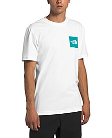 Men's New Box Logo Graphic T-Shirt
