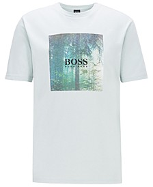 BOSS Men's TipOff 3 Cotton T-Shirt