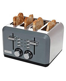 Perth 4-Slice Toaster