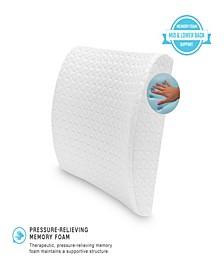 Supportive Memory Foam Lumbar Pillow