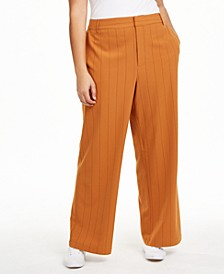 Plus Size Trouser Pants, Created for Macy's