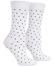Women's Solid Femme Top Sock