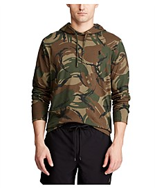 Men's Big & Tall Camo Hooded T-Shirt