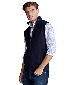 Men's Cotton Sweater Vest