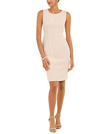 Lightweight Crepe Dress