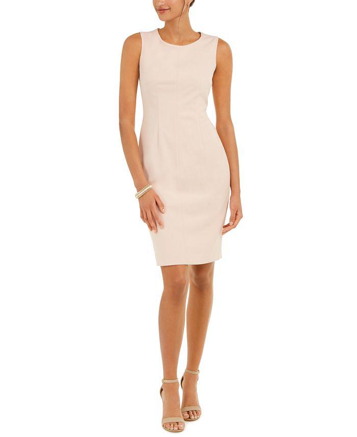 Nine West - Lightweight Crepe Dress