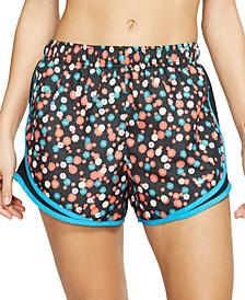 Women's Daisy-Print Tempo Shorts