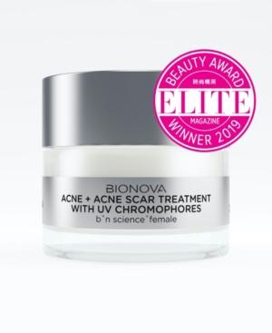 Acne + Acne Scar Treatment with Uv Chromophores