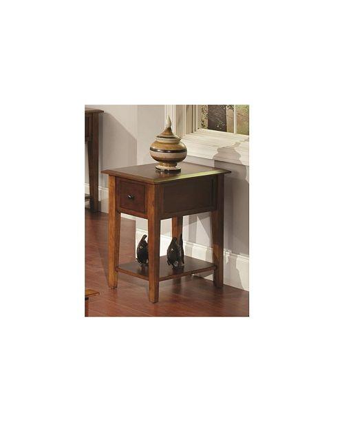 Chelsea Home Furniture Ashburnham End Table