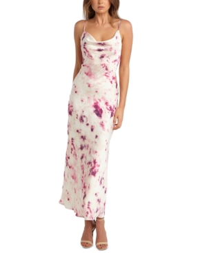 Bardot Tie-Dyed Slip Dress