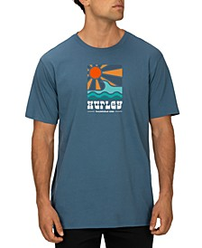 Men's Surfing Time Graphic T-Shirt