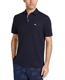 Men's Five O'Clock Palms Polo Shirt