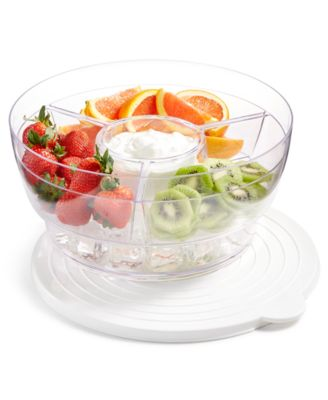 Americana Round Food Storage-on-Ice Container, Created for Macy's