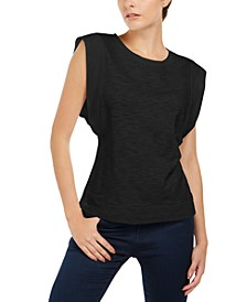INC Twist-Back Top, Created for Macy's