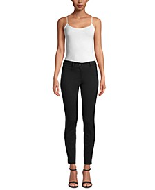 Slim-Leg Dress Pants