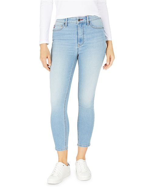 Tommy Hilfiger Skinny Ankle Jeans