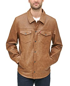 Men's Classic Shirt Jacket