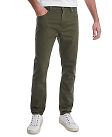 Men's Custom-Fit Stretch Travel Pants