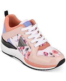 Jaryd Lace-Up Sneakers