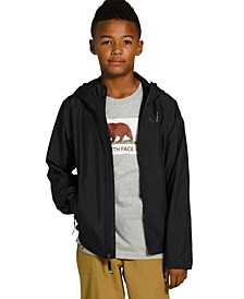 Little & Big Boys Wind-Resistant Hooded Jacket