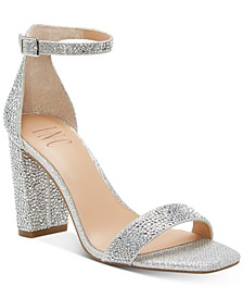 Women's Lexini Two-Piece Sandals, Created for Macy's