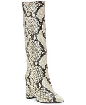 Paiton Block-Heel Boots
