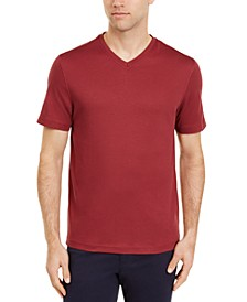 Men's Supima® Blend  V-Neck Short-Sleeve T-Shirt, Created for Macy's