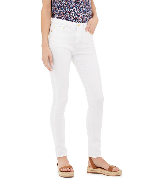 Michael Kors High-Rise Jeans, Regular & Petite