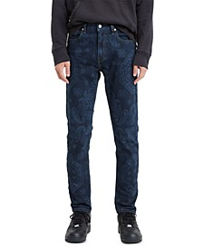 Men's 512™ Slim Taper Fit Paisley Jeans