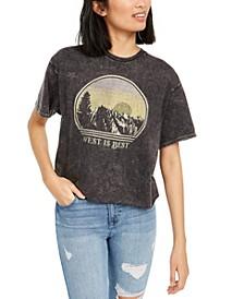 Cotton West Is Best Graphic T-Shirt