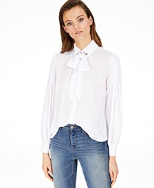INC Bow Shirt, Created for Macy's