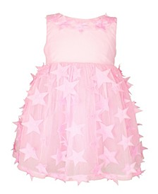 Baby Girl Stars Tulle Dress