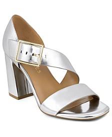Lenox Block Heel Dress Sandals