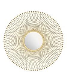 Glow Round Mirror