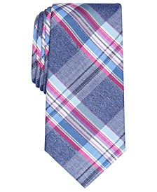 Men's Corre Plaid Tie