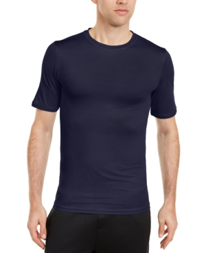 Men's Solid Short Sleeve Rash Guard