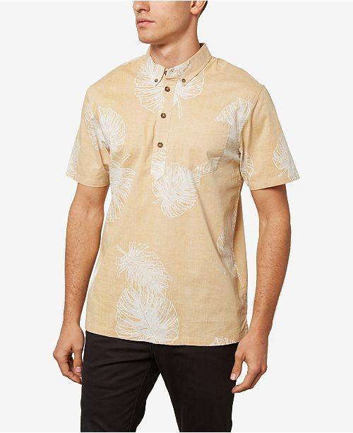 O'Neill Men's Akeno Short Sleeve Shirt