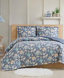 Florence 3-Piece Full/Queen Comforter Set