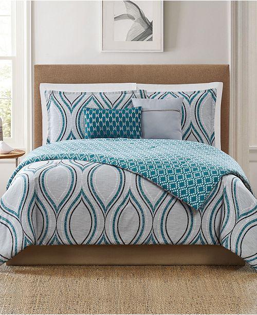 Chelsea Park Logan 5-Piece King Comforter Set