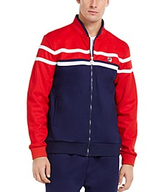 Men's Colorblocked Track Jacket