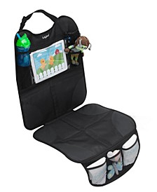 Auto Seat Protector and Organizer for Infant Car Seats